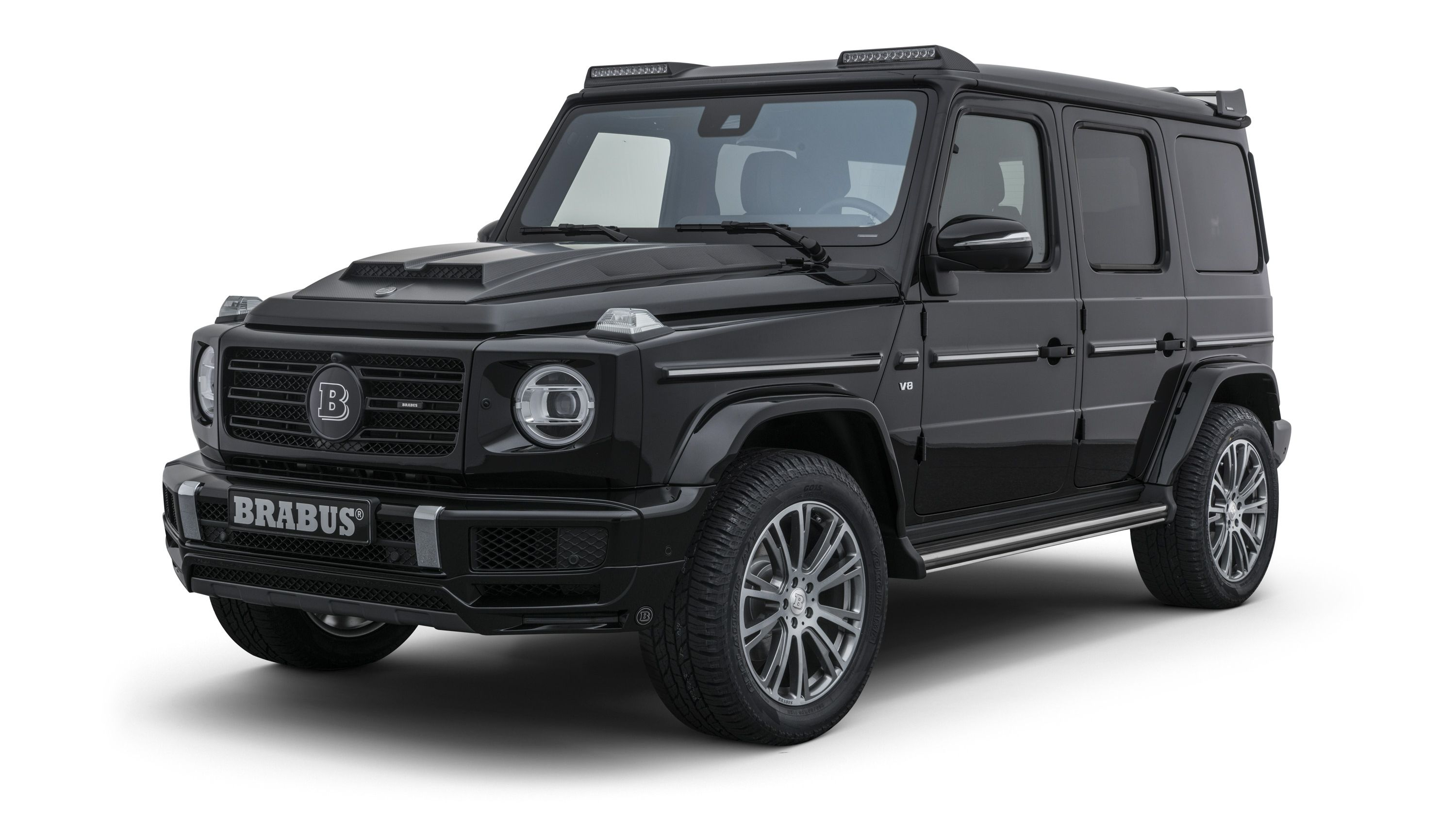 2018 Mercedes Benz G Class G500 By Brabus With Images Benz G
