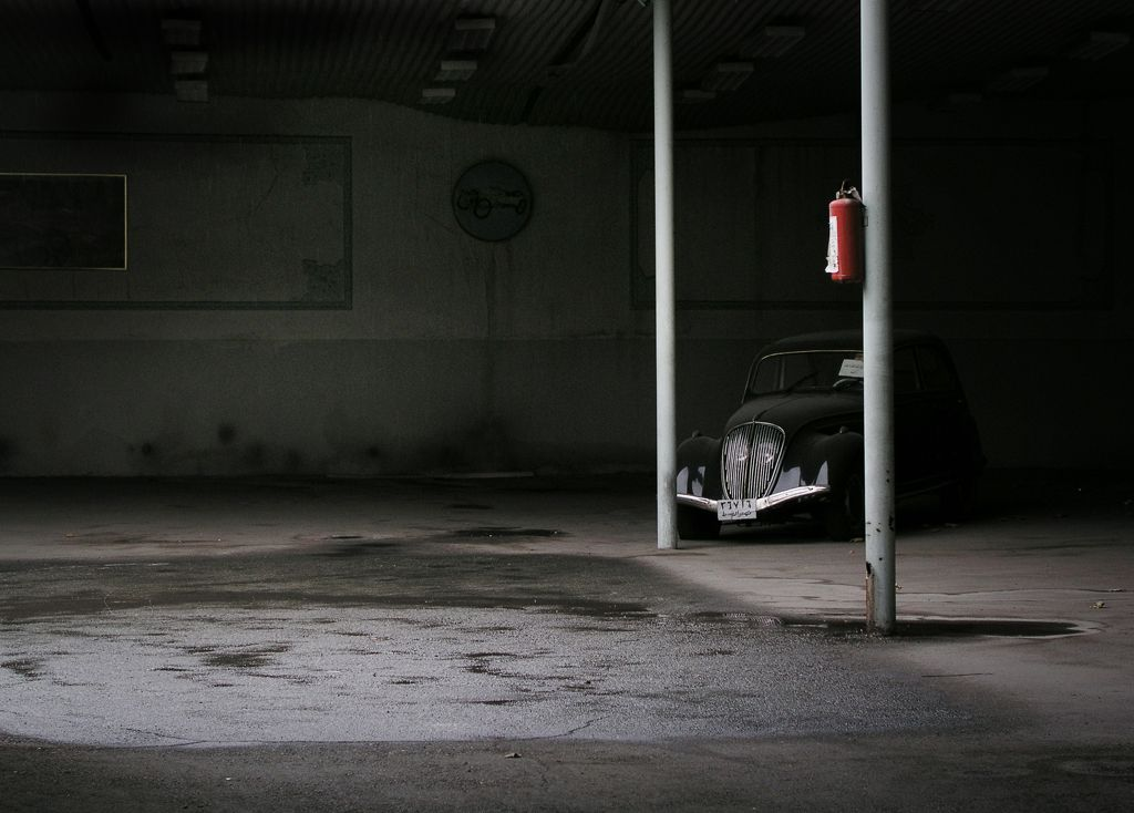 """from """"Cars"""", Mehrdad Naraghi"""