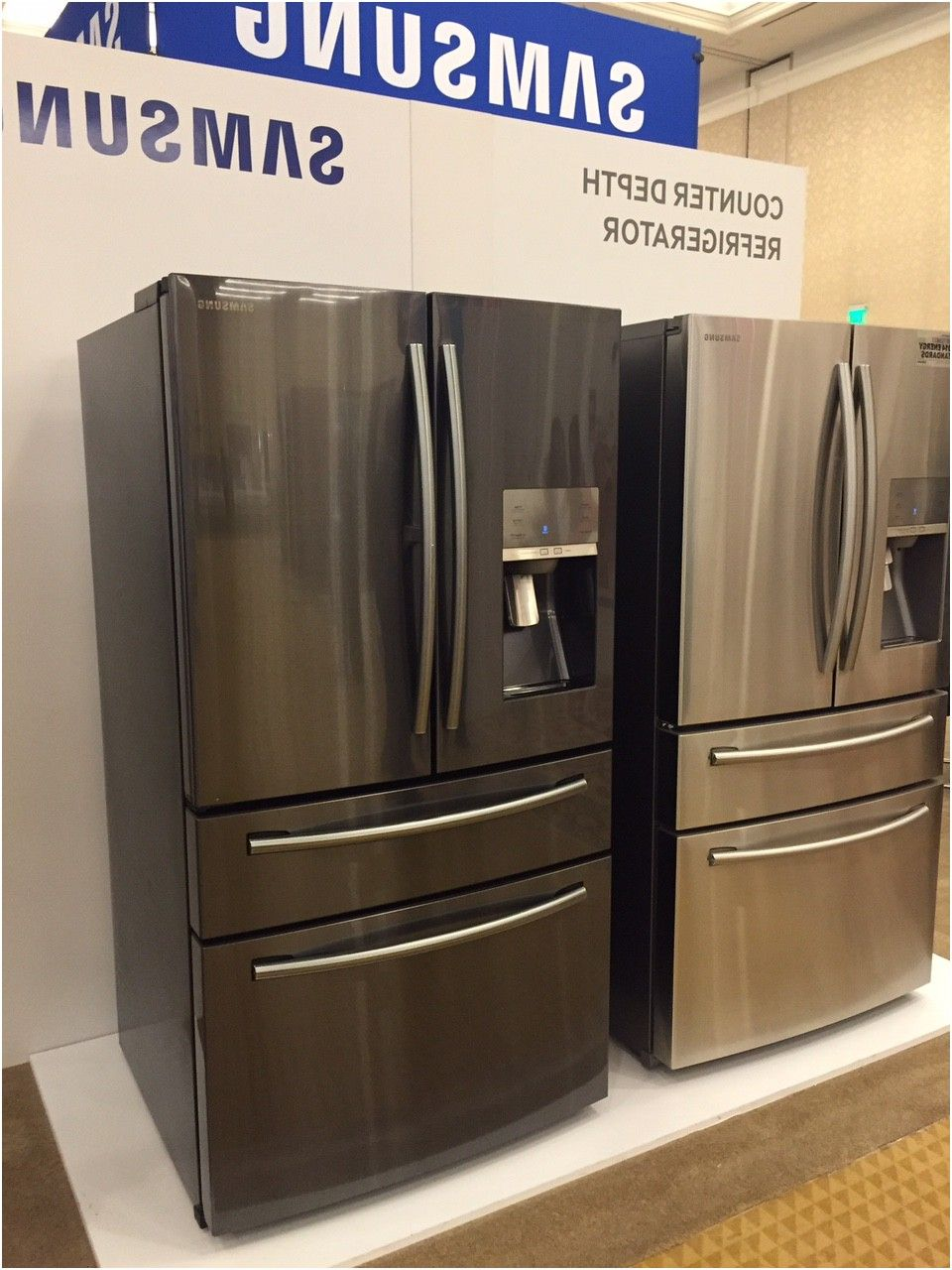 what s the next big trend for kitchen appliances after stainless ...