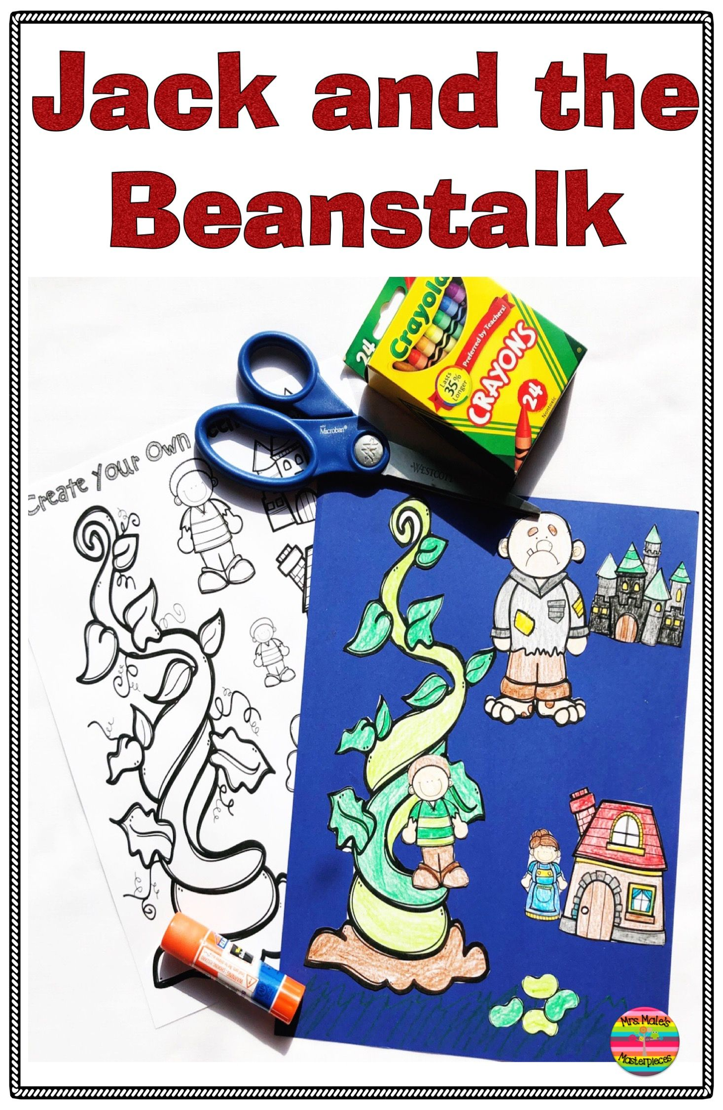 Jack And The Beanstalk Activities And Comprehension