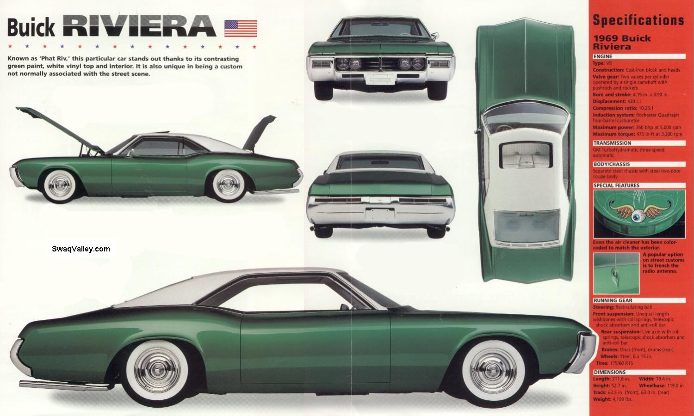 1969 Buick Riviera The Phat Riv Riviera Pinterest