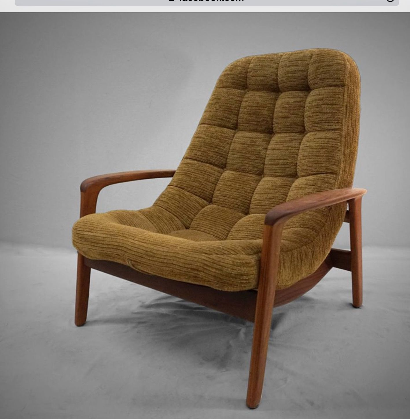 R. Huber chair | Mid Century Mod: Seating | Pinterest | Mid century ...
