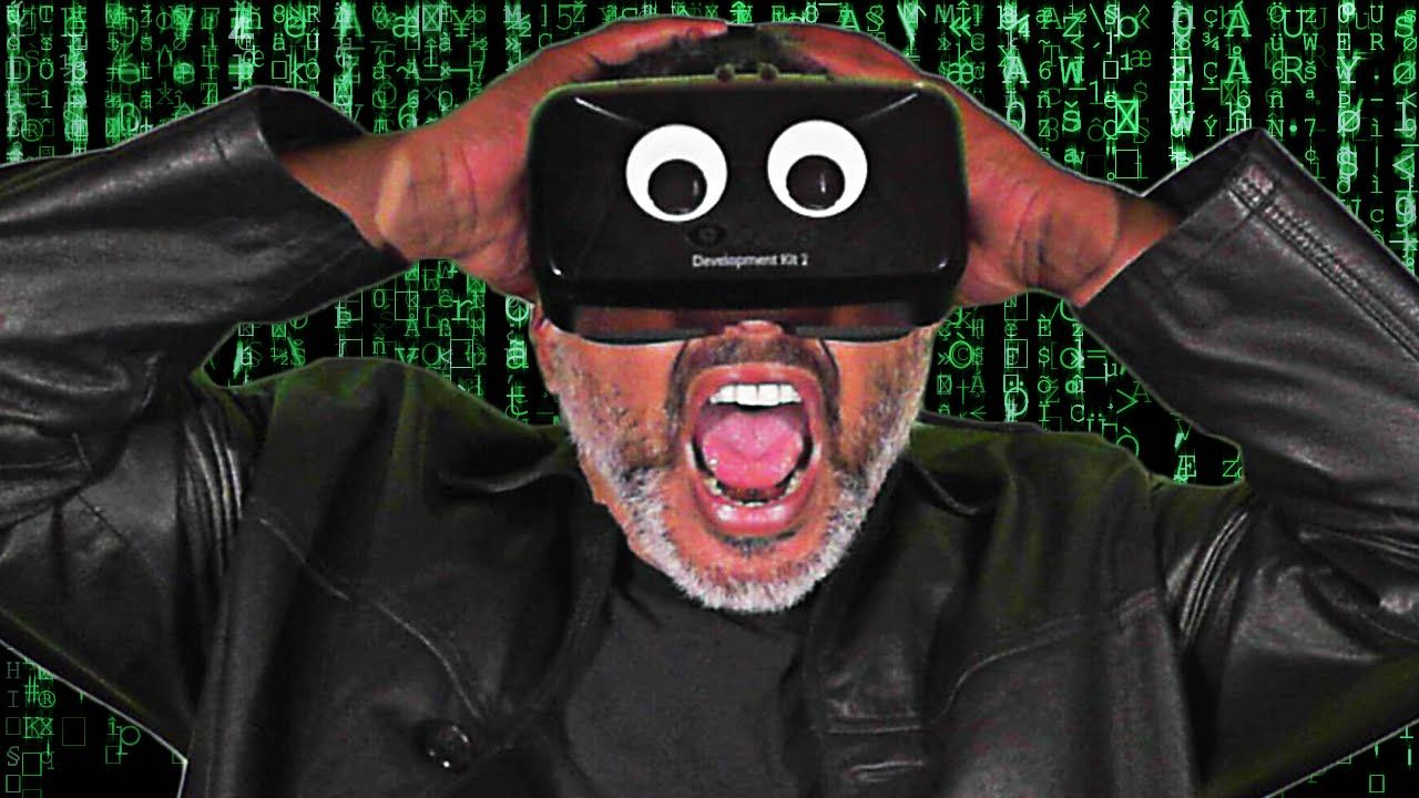 THE MATRIX BEST VIRTUAL REALITY!!! Oculus Rift BEST