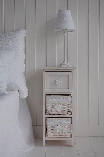 Best White Bedside Tables Bedroom Furniture White Bedroom 400 x 300
