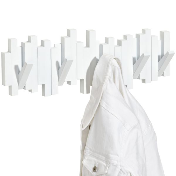 The Container Sticks Multi Hook Rack By Umbra