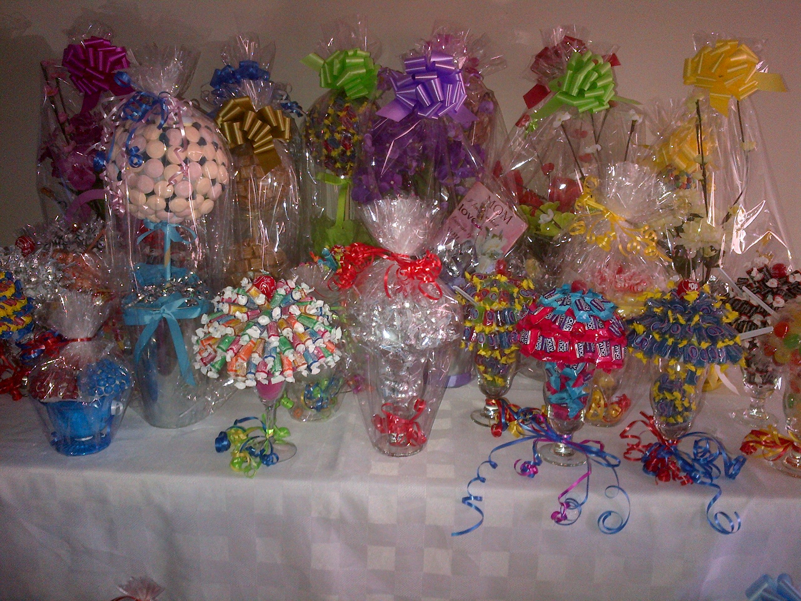 Candy Gifts by Lori Weiss