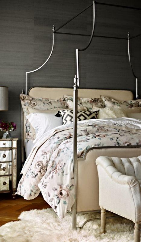 Park Lane Canopy Bed Suite Inspiration Bedroom Decor