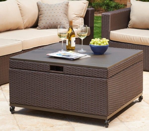 Wholesale Furniture Outlet Newport: Newport Storage Ottoman From Mission Hills