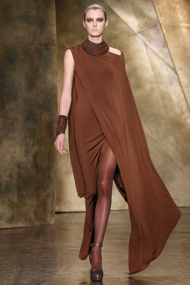 Chocolate color is in fashion today