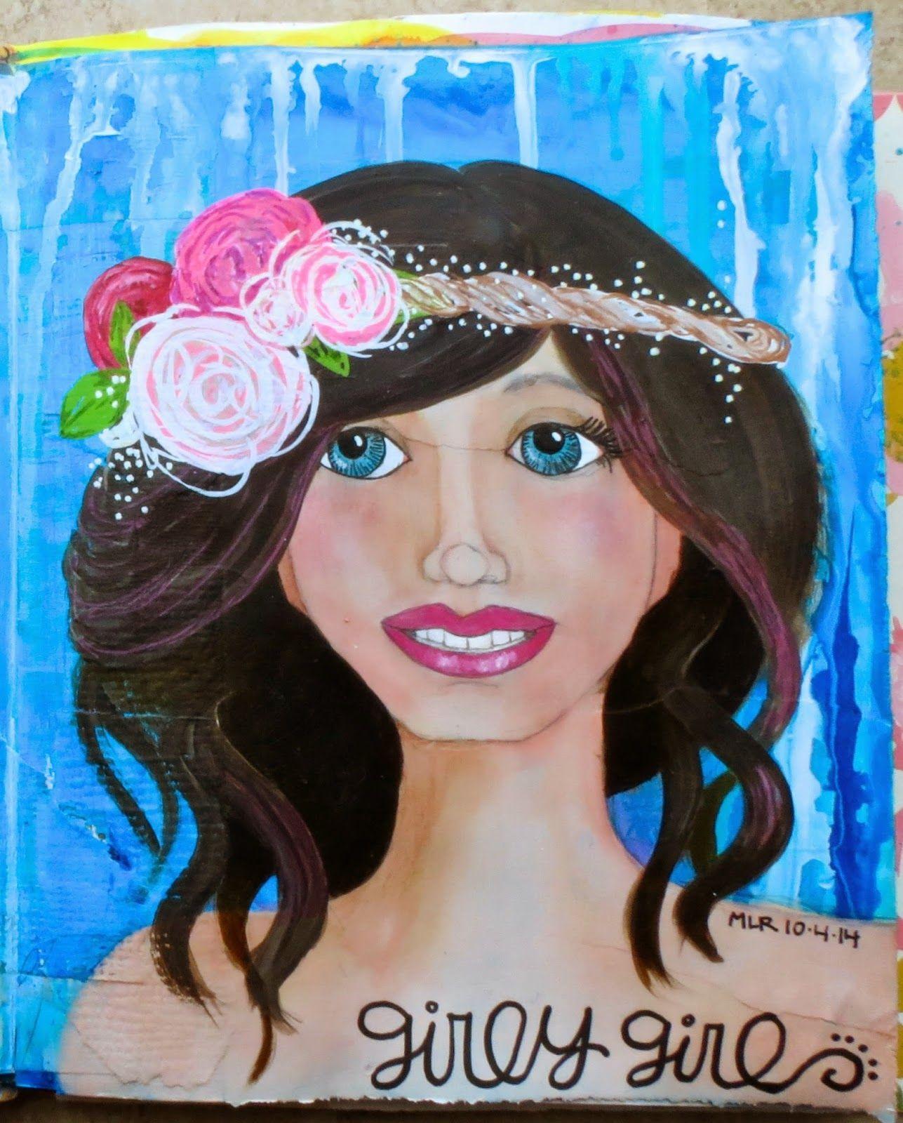 Inspiration Everywhere: The Girly Girl, Goddess and Stranger...