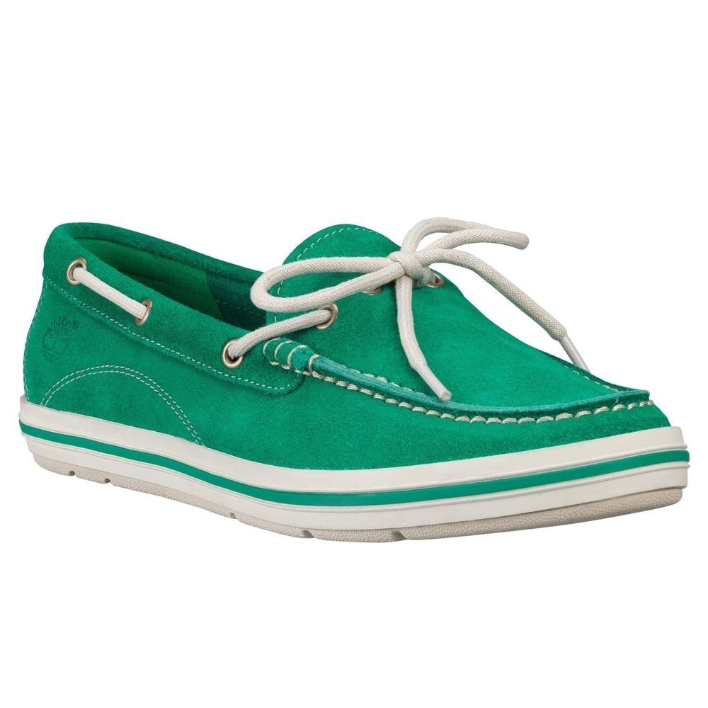Earthkeepers Casco Bay, Womens Boat Shoes Timberland
