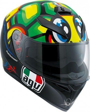 AGV K3 SV Tartaruga Mens Motorcycle Helmets