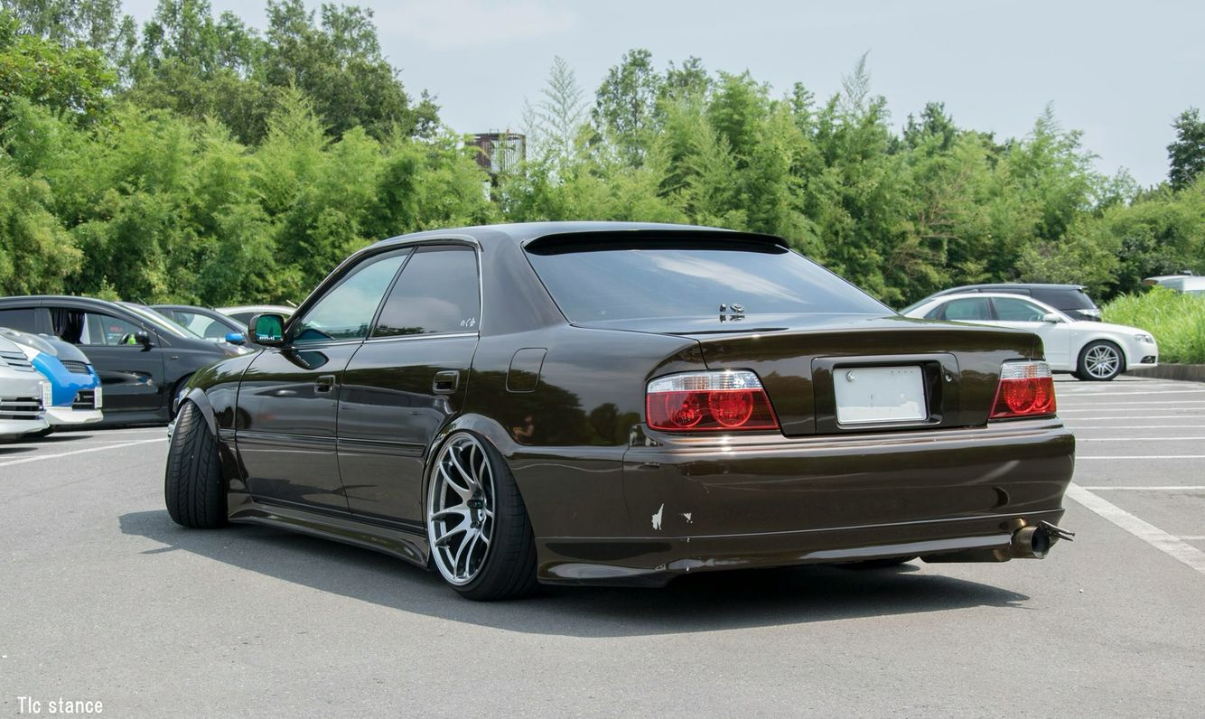 hight resolution of toyota chaser jzx100