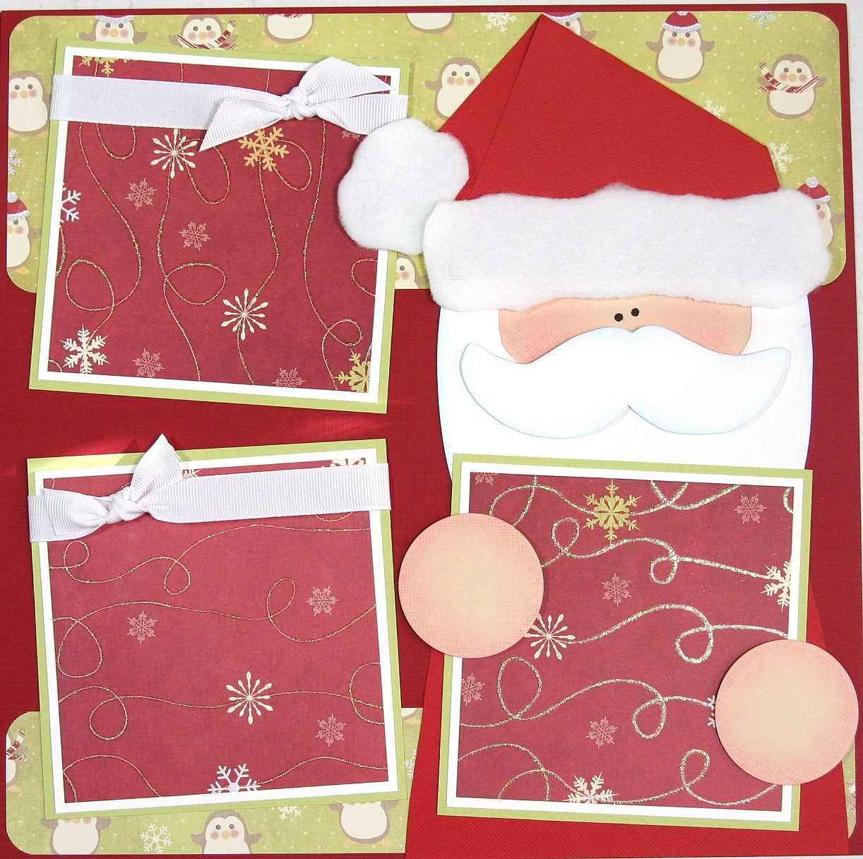 Scrapbook ideas christmas