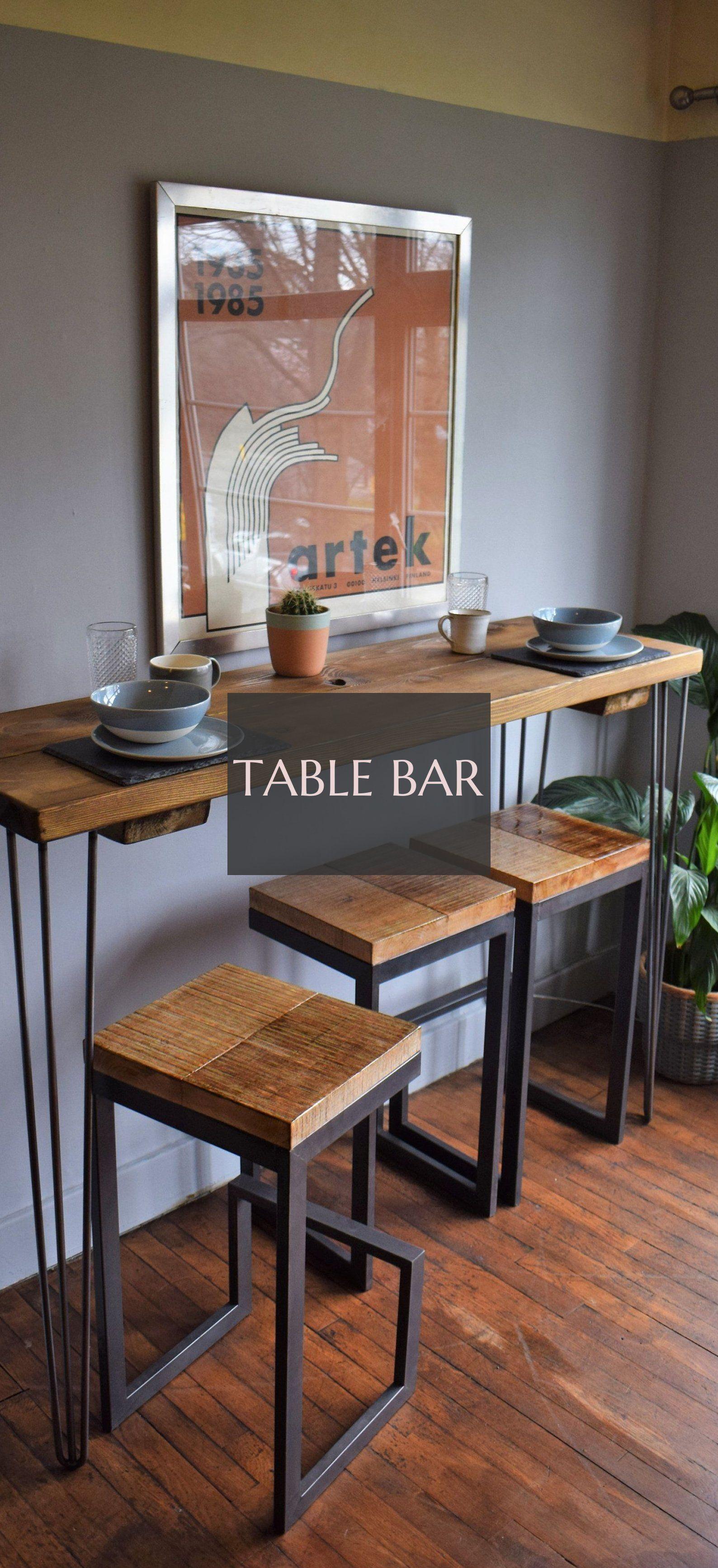 Table Bar Tischbar Table Industrial Table Marble Table Cafe Kitchen Bar Table Kitchen Breakfast Bar Stools Breakfast Bar Kitchen