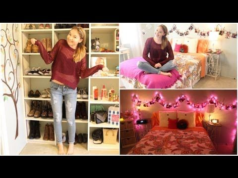 stilababe09 fall bedroom tour | youtubers | pinterest | fall