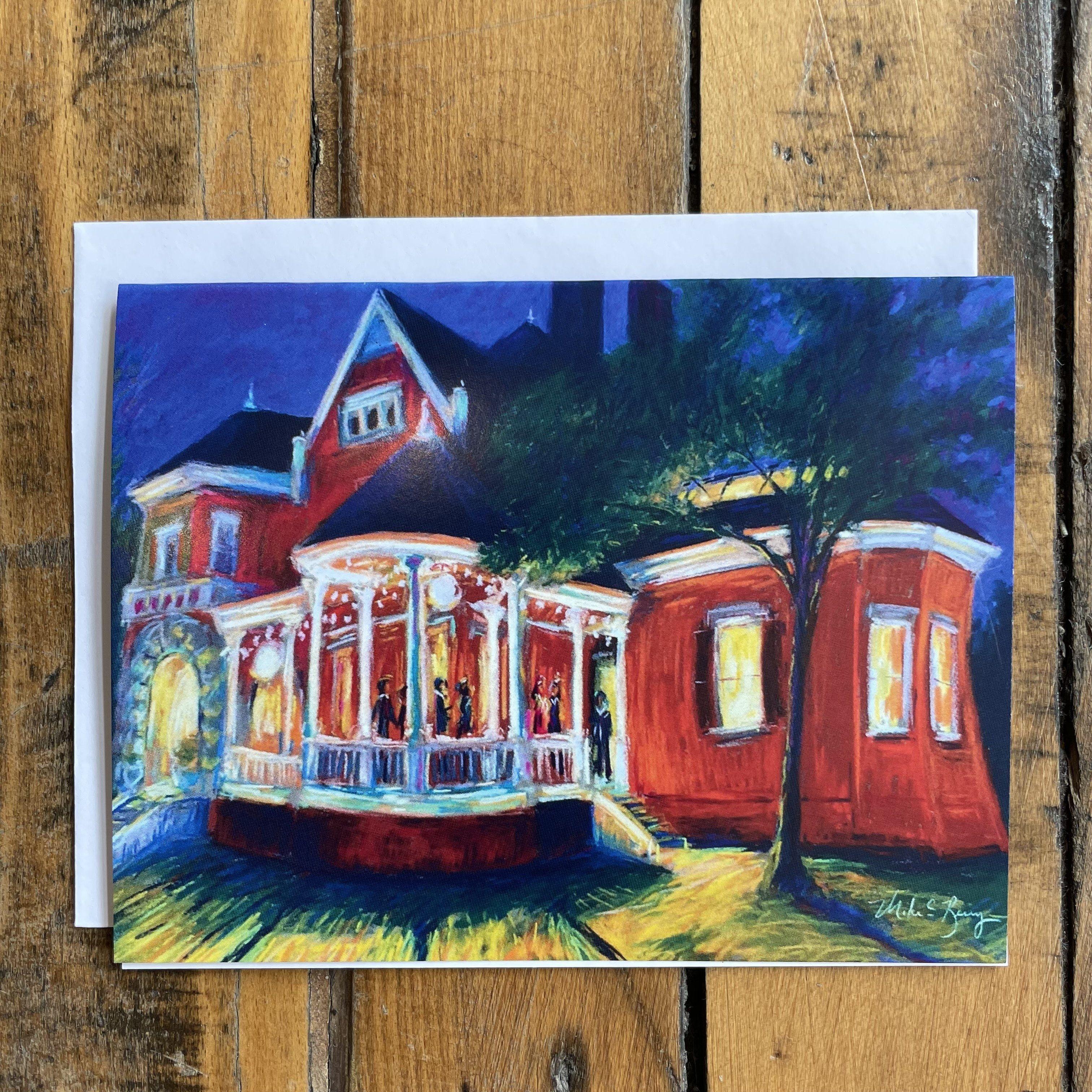 Historic Westwood Mansion - Art