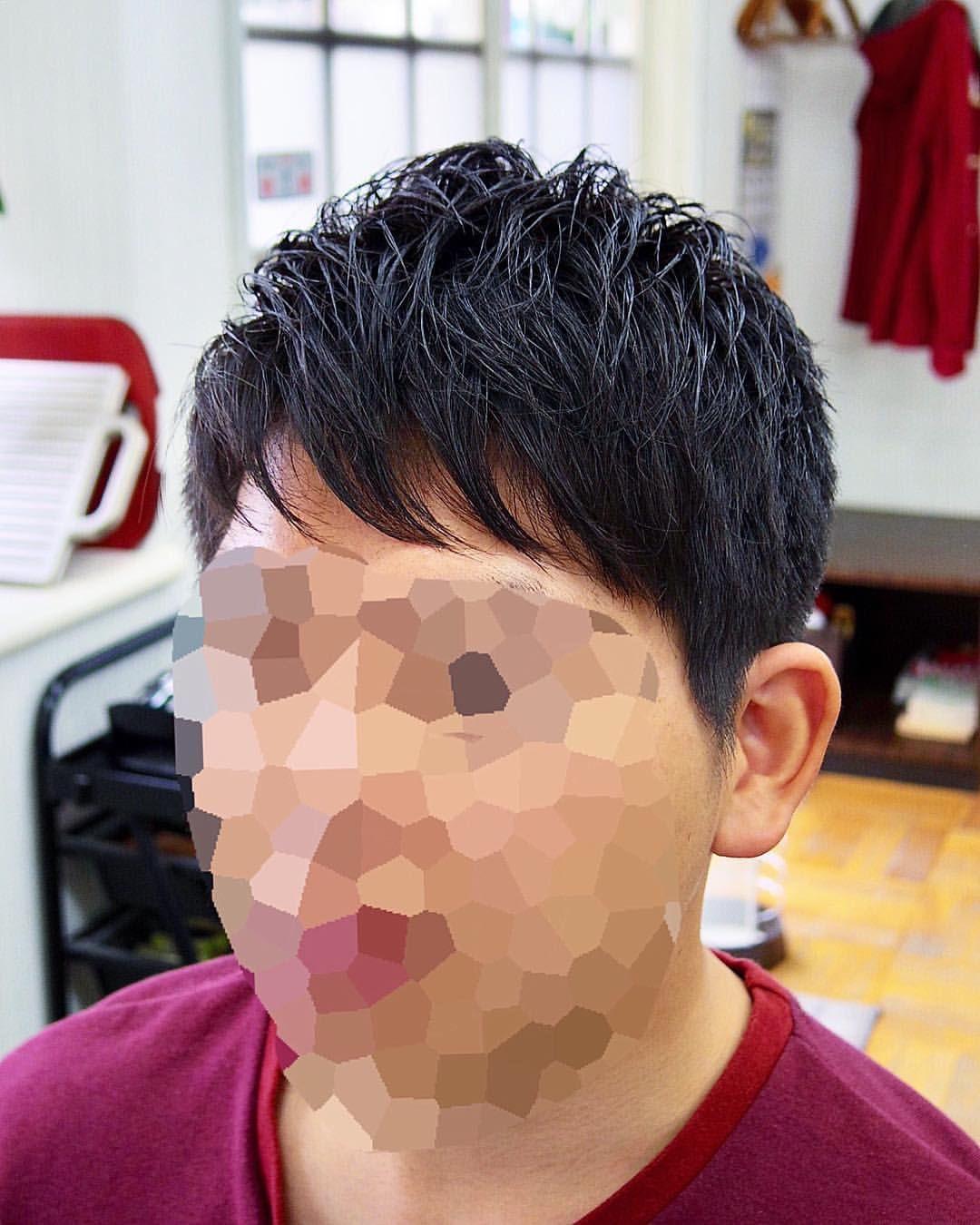 Yuichi Tashiro さんはinstagramを利用しています お客様ヘアスタイルのご紹介です スタイリング Wax 耳は