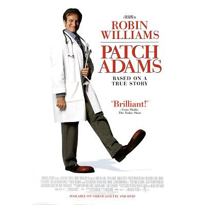 robin williams movie posters   Patch Adams Movie Robin Williams ...