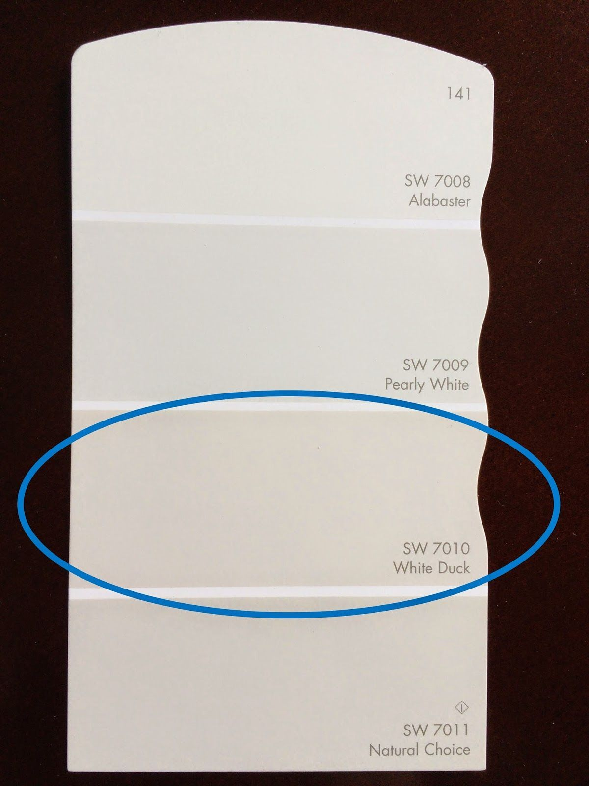 Sherwin Williams White Duck For Kitchen Cabinets With Images