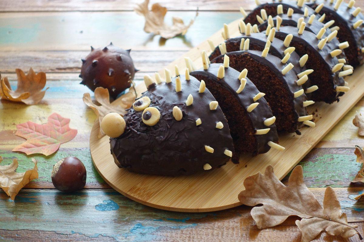 Kreativ Backen Fur Kinder Kuchen Igel K I N D E R