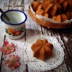 Resep Bolu Sakura Bolu Karamel Jadul Oleh Ibu Malka Recipe Bolu Traditional Cakes Sakura