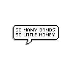 transparent, transparents, tumblr transparent, so many bands, so ...