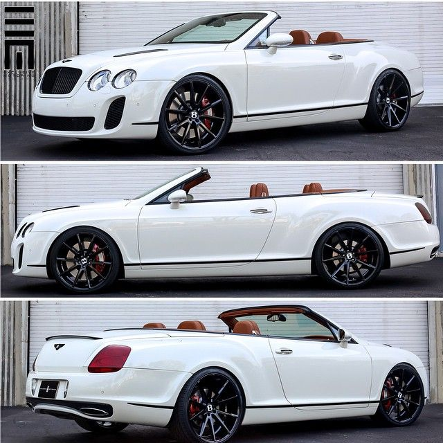 "Bentley Continental Gt Speed Convertible 2015: ""Bentley Continental GTC Customized By @ExclusiveMotoring"
