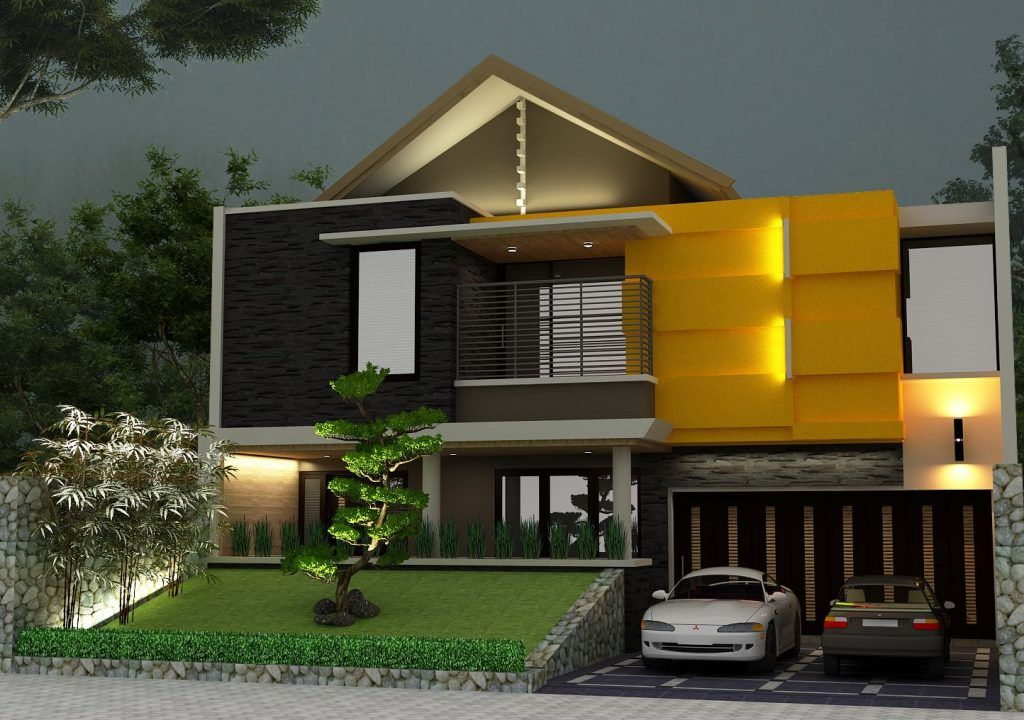 Hugedomains Com Modern House Design House Styles Garage Design