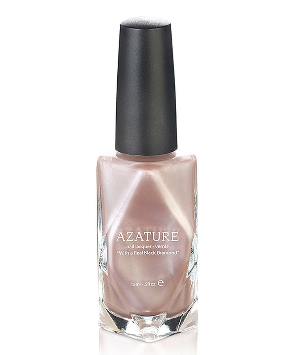 Love this Bronze Diamond Nail Polish by AZATURE on #zulily ...