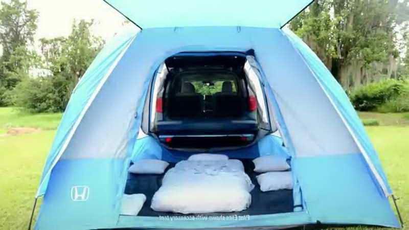 Honda Odyssey Tent 2016 & Honda Odyssey Tent 2016   Tent Reviews   Honda odyssey Honda pilot ...