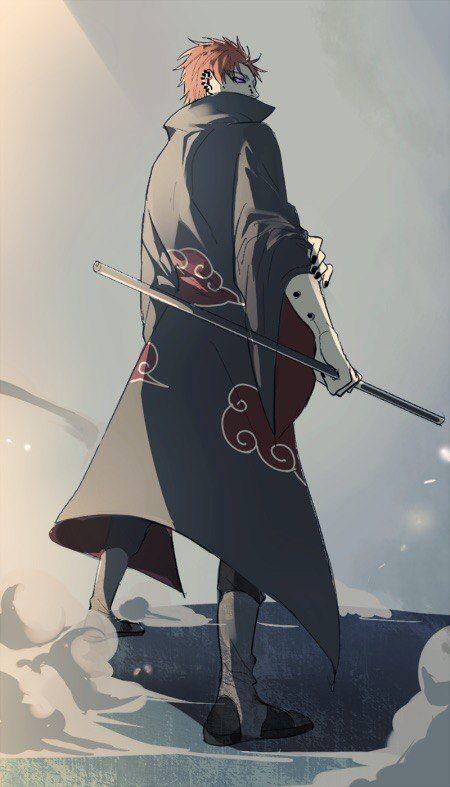 Pain #naruto   naruto shippuden   Naruto, Naruto personagens, Naruto