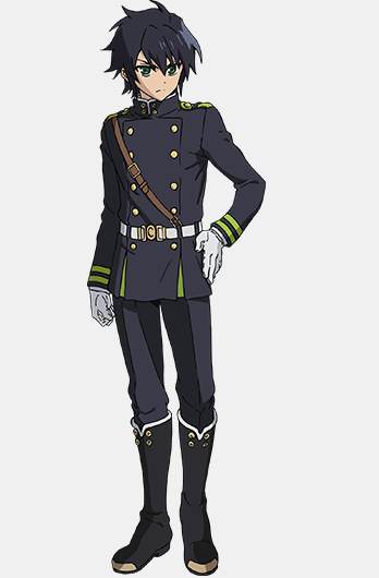Latest Seraph Of The End Visual Goes Online Owari No Seraph Seraph Of The End Seraphim