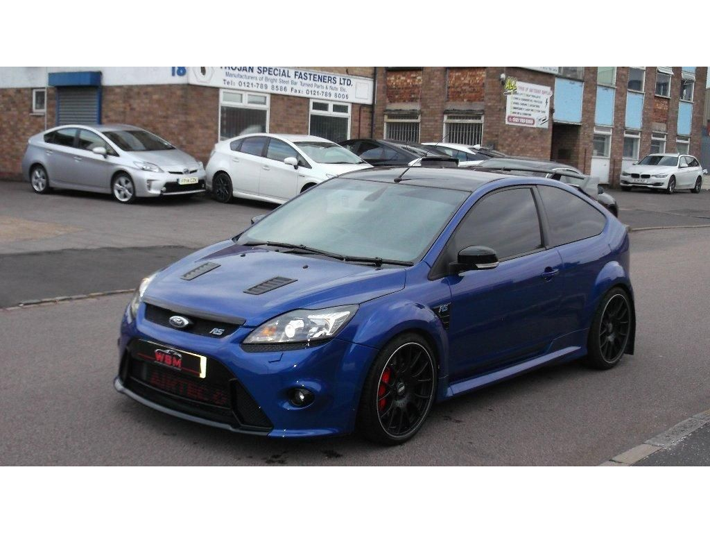 Used ford focus hatchback 2 5 rs 3dr in birmingham west midlands wynford