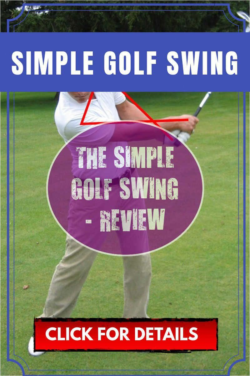 Fix Your Swing With Golf Swing Training Want to know