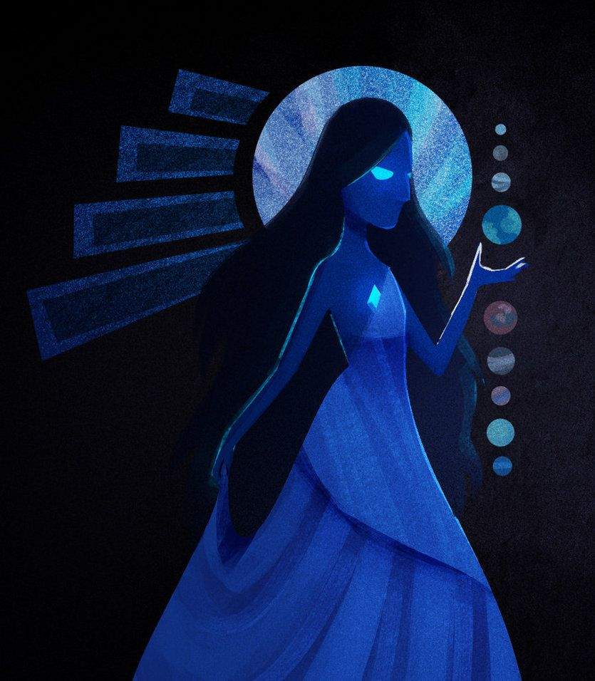 Blue Diamond by Jiiri on DeviantArt | Steven universe | Pinterest ...