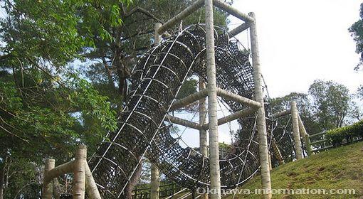 Okinawa Japan parks | The park located near the city center of Nago Okinawa plays host to ...