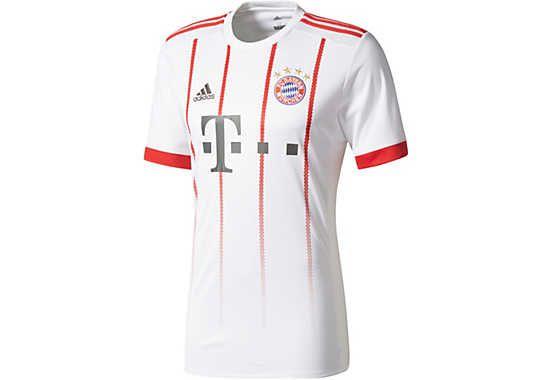 98db2a4ebed3 adidas Bayern Munich UCL Jersey 2017-18 | Bayern Munich Soccer Gear ...