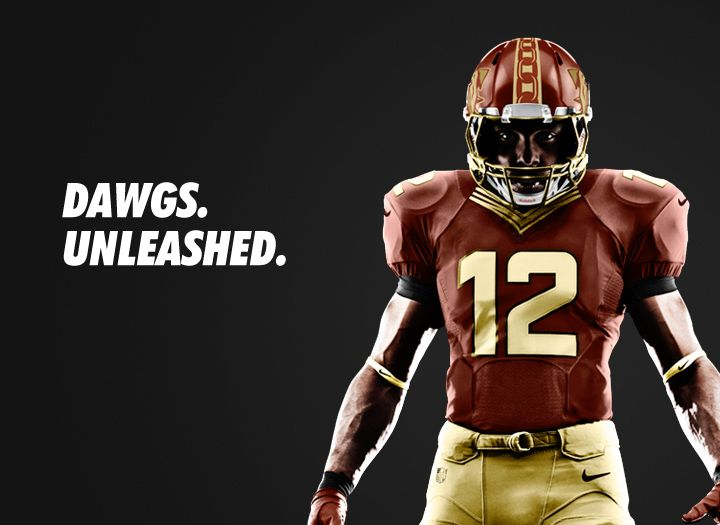 Branding College Football Zachary Creative Studio Graphic