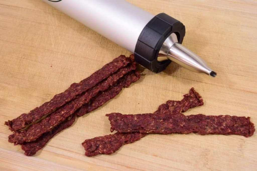 Jerkyholic S Original Ground Beef Jerky Recipe Ground Beef Jerky Recipe Jerky Recipes Beef Jerky Recipes
