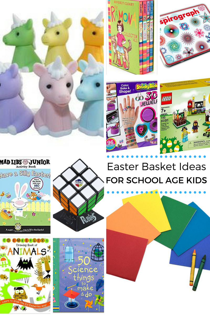 Easter basket ideas for school age kids ages 5 8 from party of easter basket ideas for school age kids ages 5 8 from party of negle Images