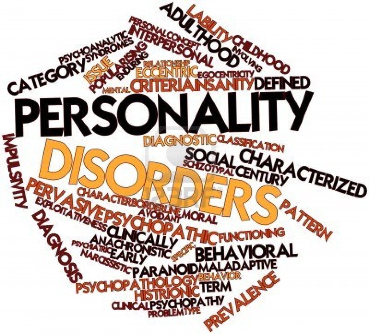 disorders psychology A list of all mental disorders, mental illness and related mental health conditions, their symptoms and treatment.