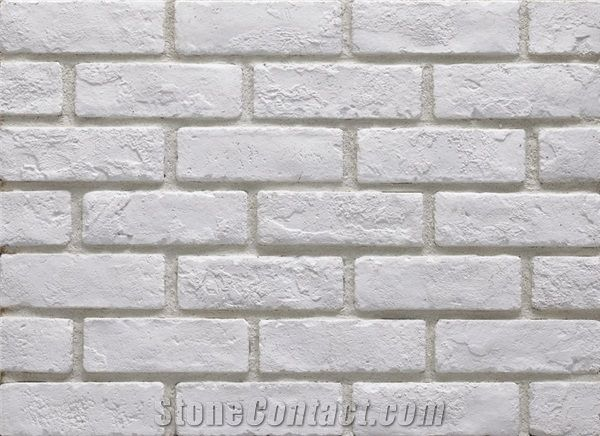 Pure White Artificial Building Tiles Cultured Brick Stone Veneer Cheap Price Quality Fake Stone Veneer Wall Stone Veneer Wall Stone Veneer Manufactured Stone