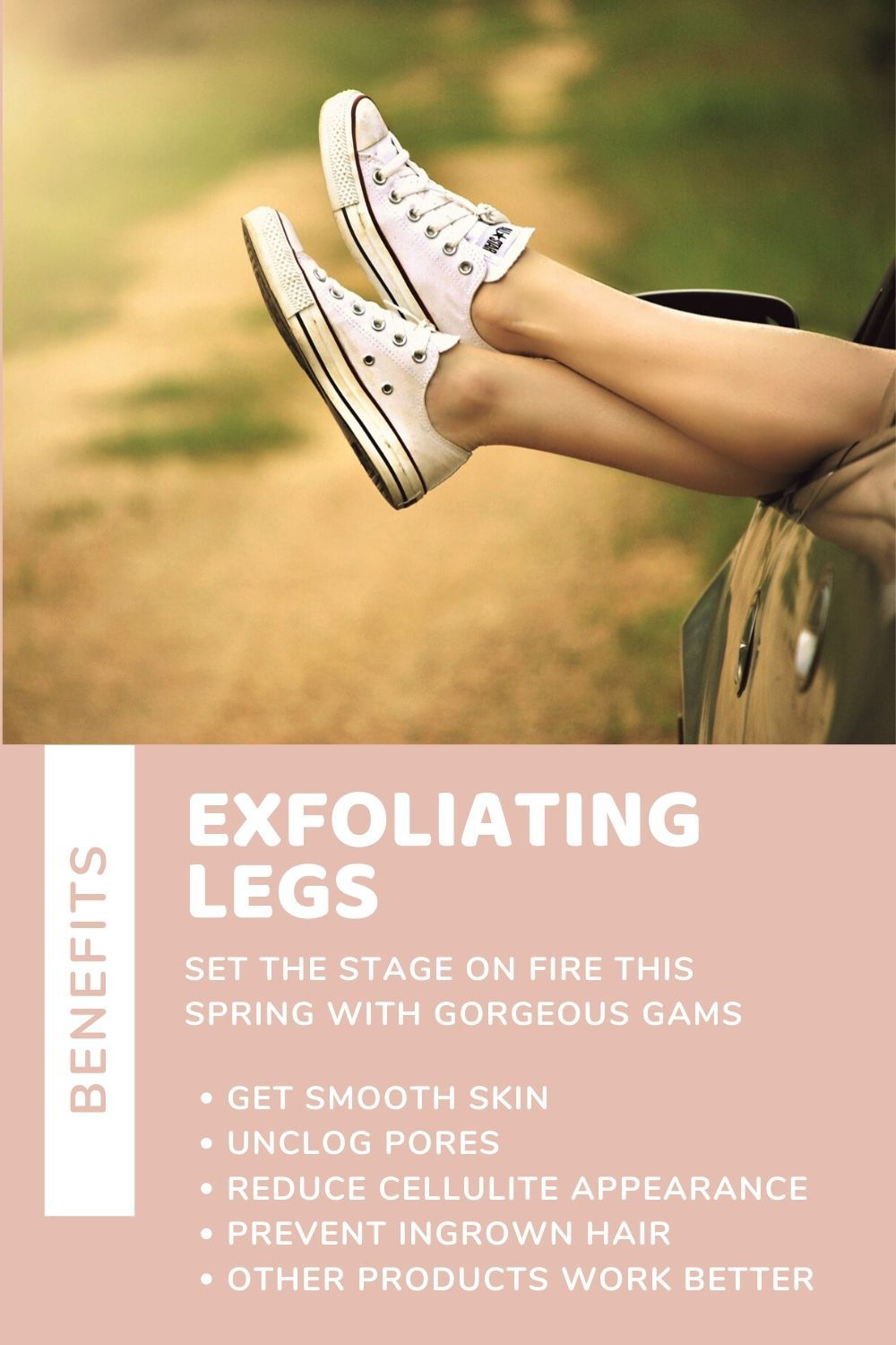 How to exfoliate legs the best way in 2020 (With images