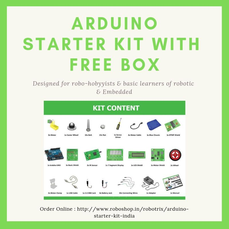 Get the best deals for arduino starter kit for Indian