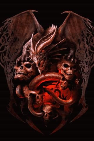 Dragon Angel Of Hell