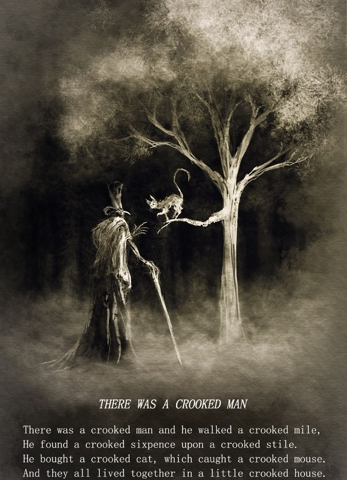 The Crooked Man By Arnaud De Vallois