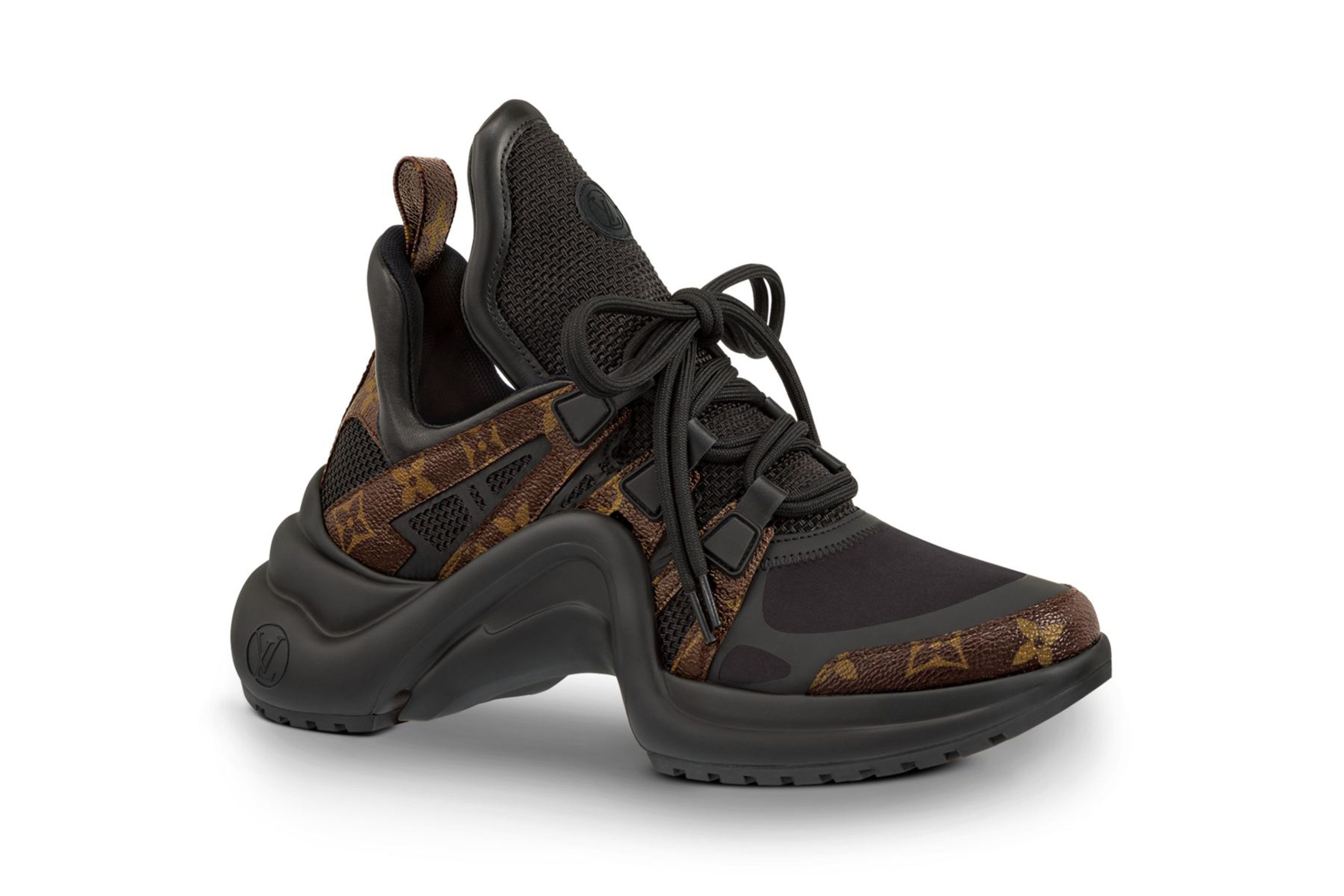 148e83da21 Louis Vuitton's Super Chunky Archlight Sneaker Is Officially Here ...