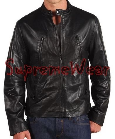 Men Leather Jacket Best Winter Collection.