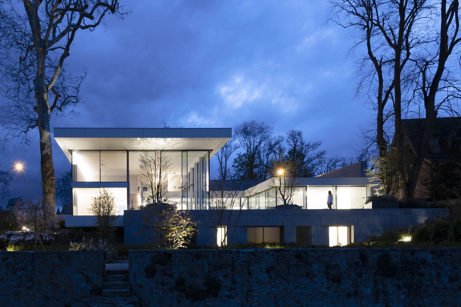 Gallery of Villa LAC House / GMAA GM Architectes